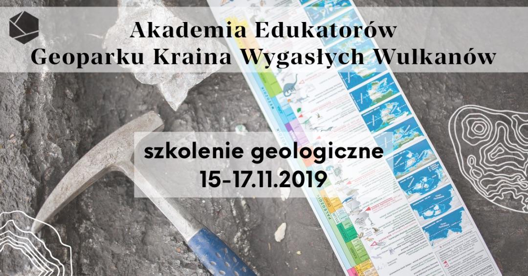 szkolenie geologiczne